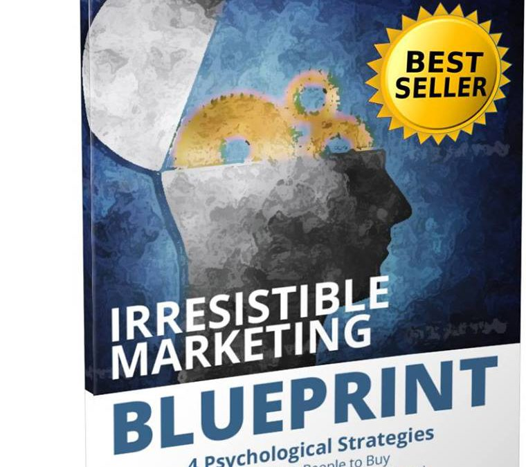 Bestselling Book from Ralph Brogden Reveals Psychological Secrets of Irresistible Marketing