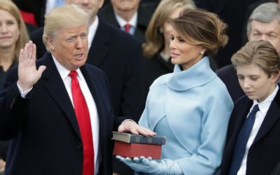 Strategic Communications Specialist Analyzes Trump Inauguration Speech